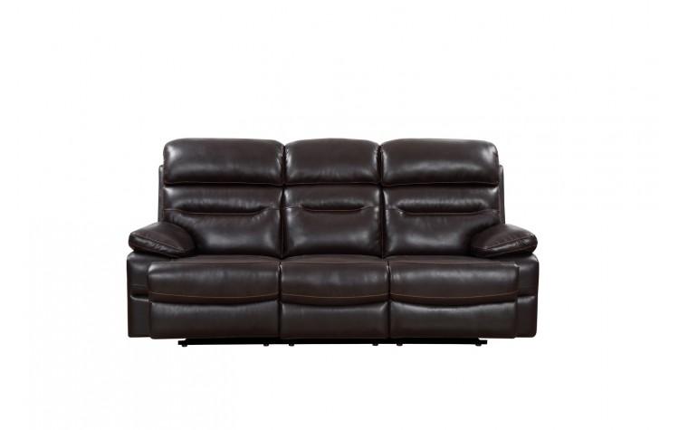 9442 - Brown Sofa
