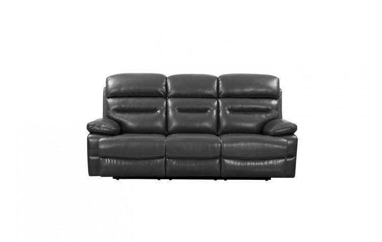 9442 - Gray Sofa