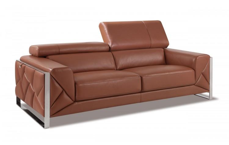 903 - Camel Sofa