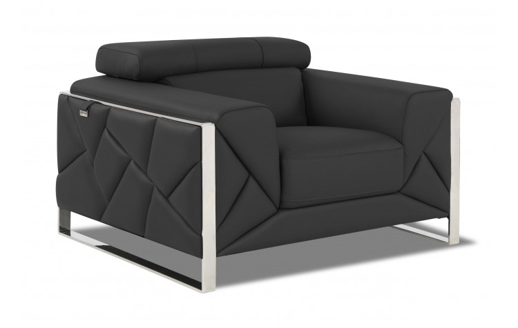 903 - Dark Gray Chair