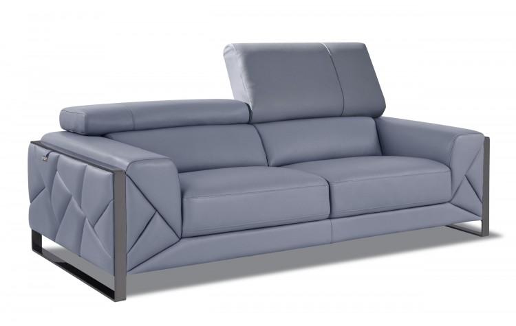 903 - Light Blue Sofa