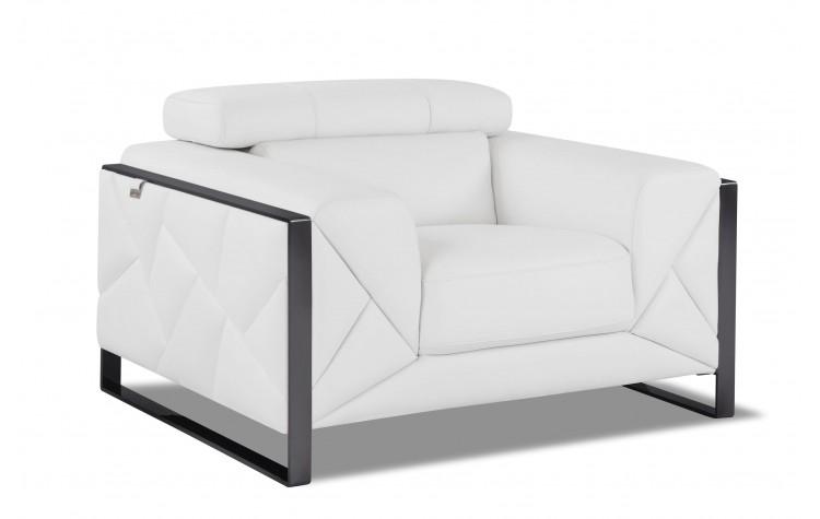 903 - White Chair