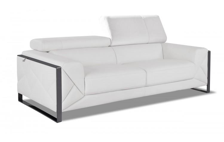 903 - White Sofa