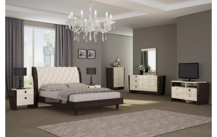 Paris - Beige 4PC Bedroom Set