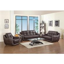 2088 - Brown Sofa Set