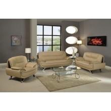 405 - Beige Sofa Set
