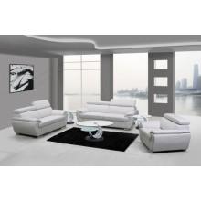 4571 - White Sofa Set
