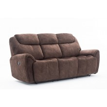 5008 - Brown Sofa