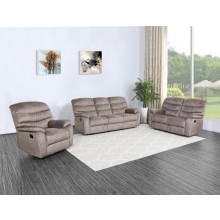 5052 - Light Brown Sofa Set