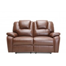 7993 - Brown Power Reclining Loveseat