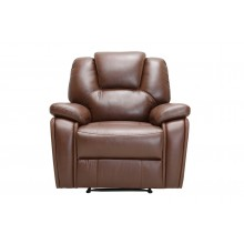 7993 - Brown Power Reclining Chair