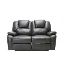 7993 - Gray Power Reclining Loveseat