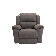7505 - Gray Power Reclining Chair