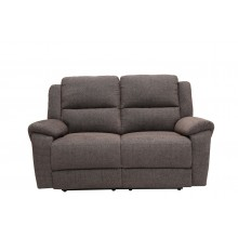 7505 - Gray Power Reclining Loveseat