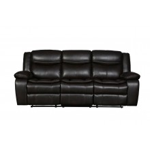 6967 - Brown Sofa