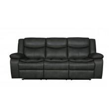 6967 - Gray Sofa