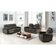 7071 - Gray Sofa Set