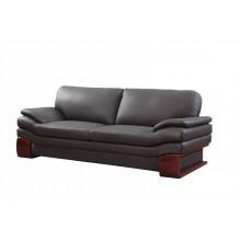 728 - Brown Sofa