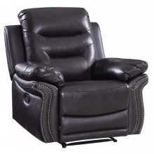 9392 - Brown Chair