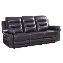 9392 - Brown Sofa