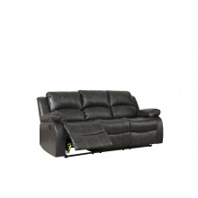 9393 - Gray Sofa