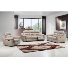 9408 - Beige Sofa Set