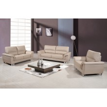 9412 - Beige Sofa Set