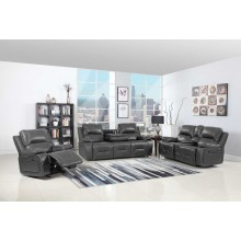 9422 - Gray Sofa Set