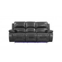 9422 - Gray Sofa