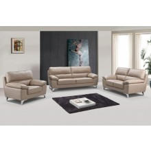 9436 - Beige Sofa Set