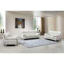 9436 - Light Gray Sofa Set