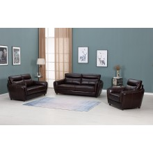 9778 - Brown Sofa Set