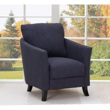 A12 - Navy Accent Chair