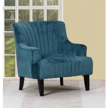 A32 - Blue Accent Chair