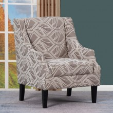 A37 - Beige Accent Chair
