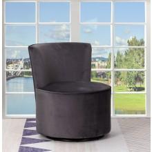 A41 - Dark Gray Accent Chair