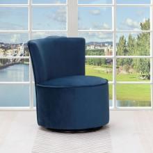 A41 - Blue Accent Chair