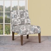 A81 - Light Gray Accent Chair
