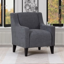A83 - Gray Accent Chair