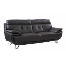 A159 - Brown Sofa