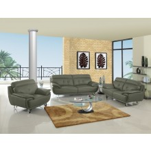 A159 - Gray Sofa Set