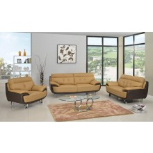 A159 - Two-Tone Sofa Set