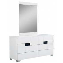 Aria - White Dresser