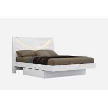 Bellagio - White Bed