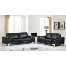 411 - Black Sofa Love