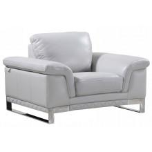 411 - Light Gray Chair