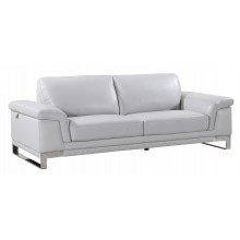 411 - Light Gray Sofa