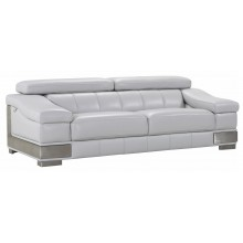 415 - Light Gray Sofa