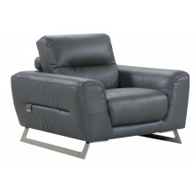 485 - Dark Gray Chair