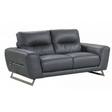 485 - Dark Gray Loveseat